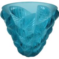 ラリック 花瓶「MOISSAC」