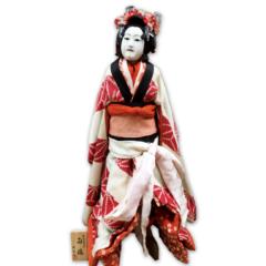 人形浄瑠璃と着物