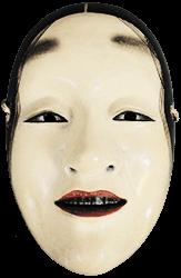 永尾雪隆 能面 「曲見」