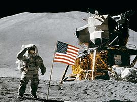 オメガはアポロ計画でも大活躍