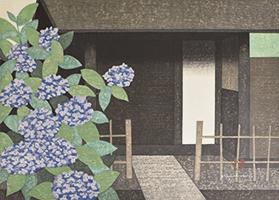斎藤清 木版画