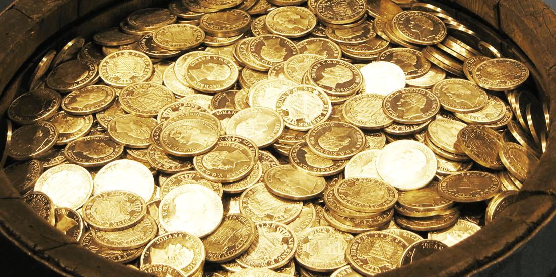 【コラム】金貨についてのいろいろ
