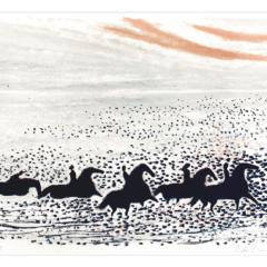 【名古屋店:絵画買取】アンドレ・ブラジリエ リトグラフ