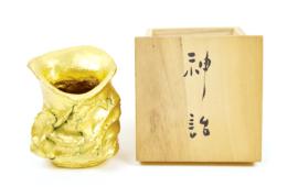 【大阪本店:ブロンズ・彫刻買取】池田満寿夫 ブロンズ