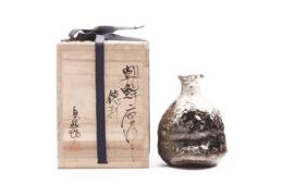 【広島店:陶器買取】中川自然坊 徳利