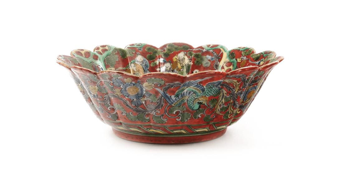 【富山店:陶器買取】青木木米 鉢