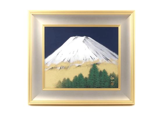 【京都店:絵画買取】中路融人 彩色