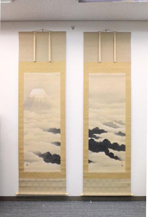 横山大観の代表作「富士」