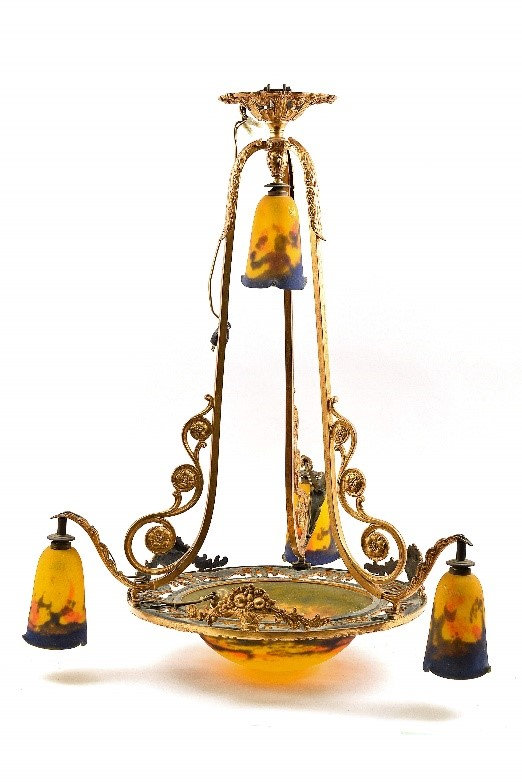 ミューラー 五灯式天吊ランプ