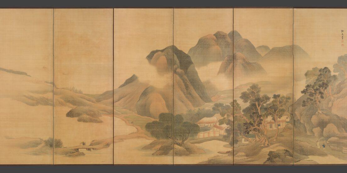 与謝蕪村の作品の特長。様々な画風で、親しみやすい作品を制作
