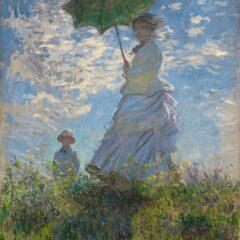 印象派の代表画家クロード・モネの作品・評価。代表作「睡蓮」で知られるモネの生涯