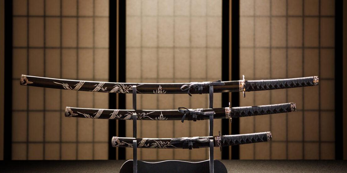 奥深い刀の世界。細分化された日本刀の部位の名称を解説