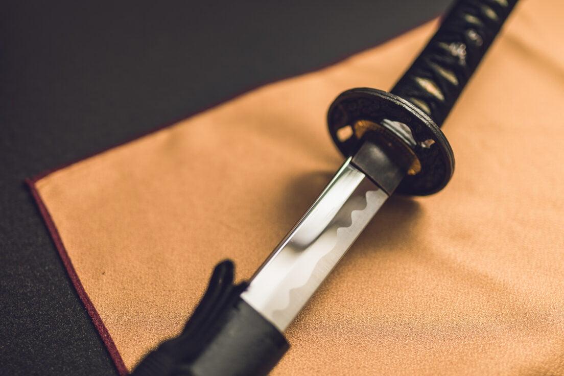 刀とは?日本刀の種類について