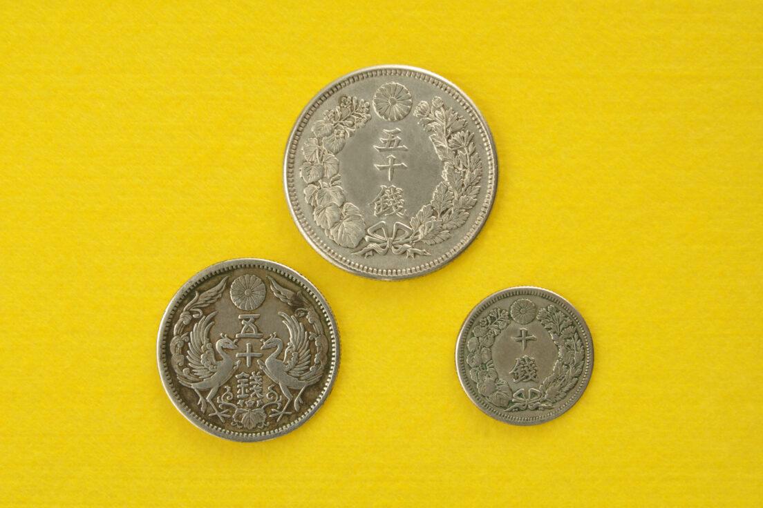 価値が高い!買取市場で人気の国内外の銀硬貨