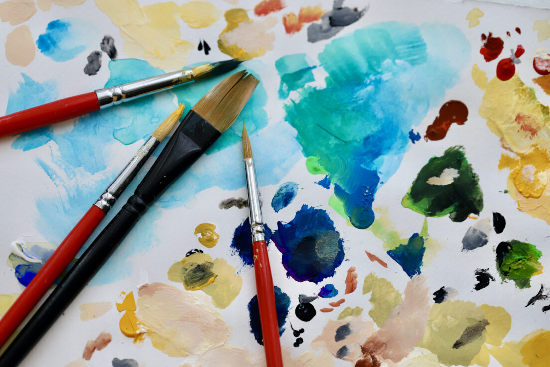 絵画とは?作品や技法によって細分化される絵画の種類