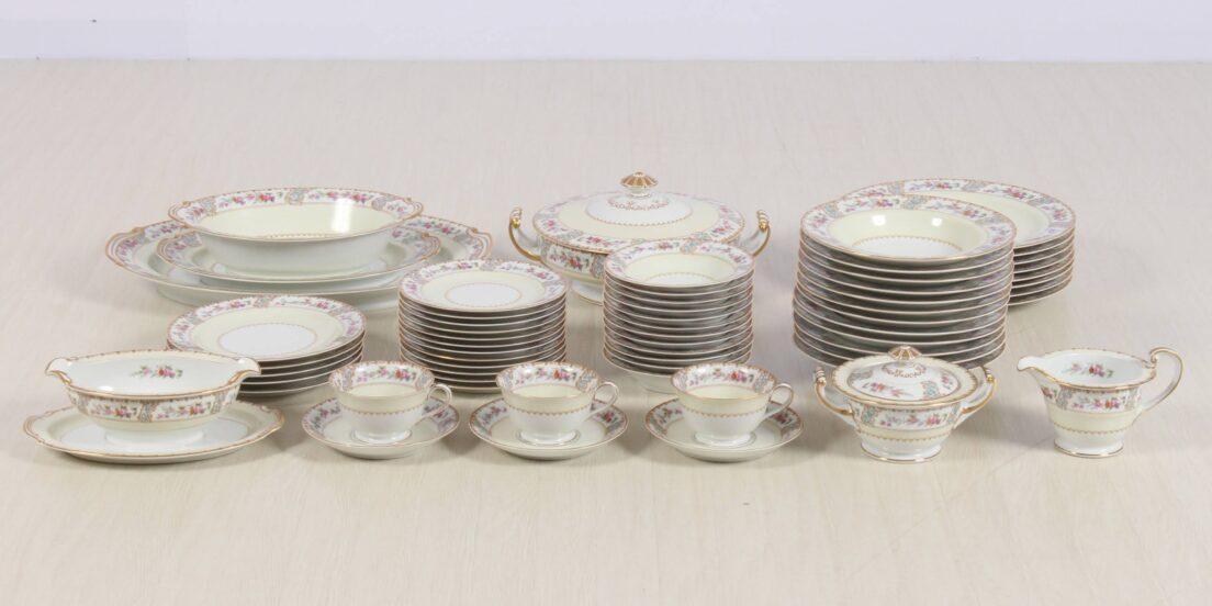 オールドノリタケとは?日本を代表する陶磁器ブランド、愛され続ける初期の名品