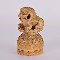 象牙 彫刻