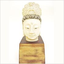仏様彫り物
