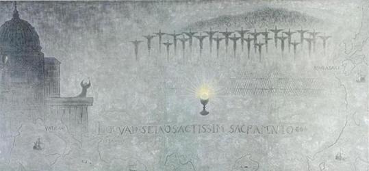 小山硬 キリシタンの祈り