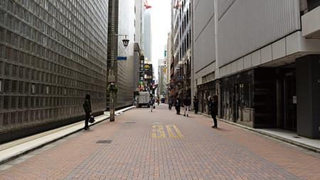 八光堂銀座本店へのアクセス説明