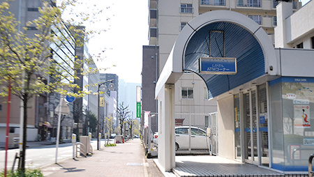 八光堂名古屋店へのアクセス説明