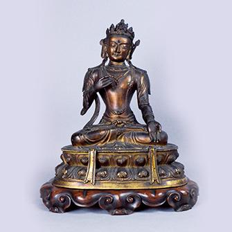 銅製 仏像