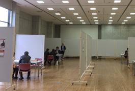 山口県 無料鑑定会 in「山口市民会館 展示ホール」01