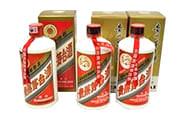 貴州茅台酒 2000-2001年