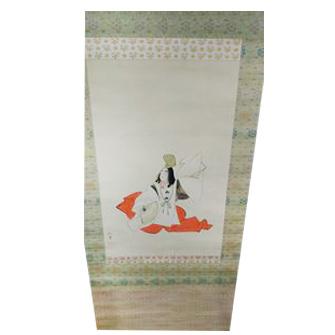 古代舞姫図