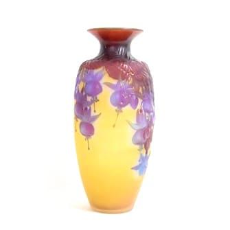 ホクシャ文花瓶