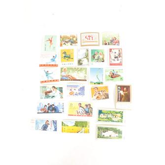 中国切手一式
