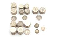 明治期銀貨