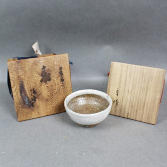 阿ヶ津き茶碗