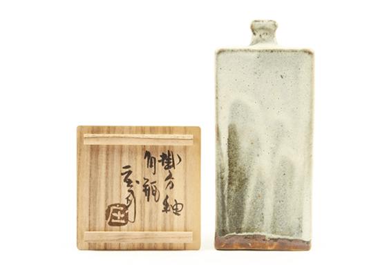 濱田庄司 角瓶