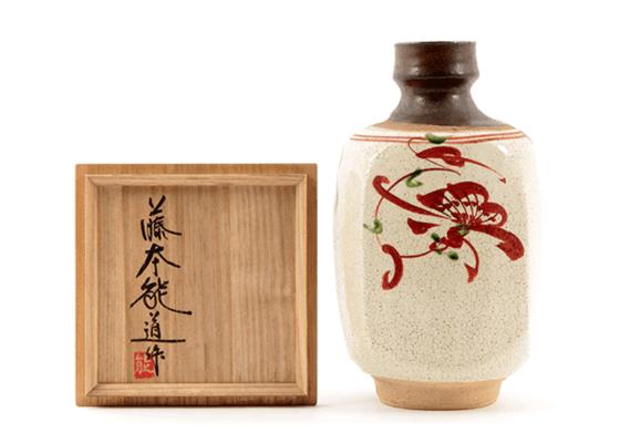 藤本能道 花瓶